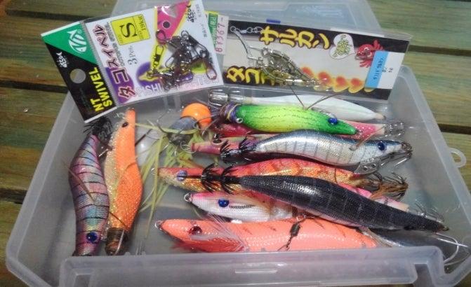 釣り準備のみ(; ・`ω・´) | 浦安シーバス捕物帳