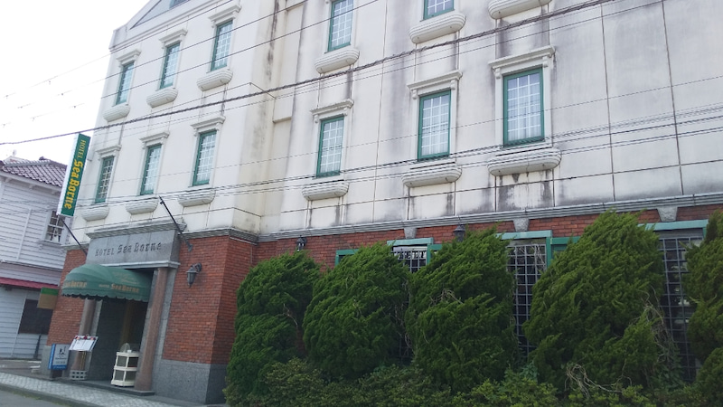 ホテル シーボーン