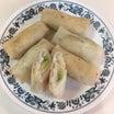 あきちゃんちのラララ♪お弁当♪アボカドとエビの春巻きレシピ