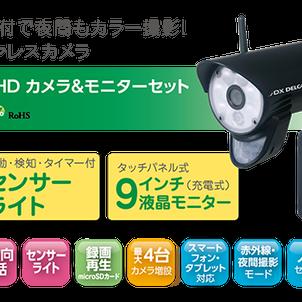 監視カメラの取付~西早稲田~の画像
