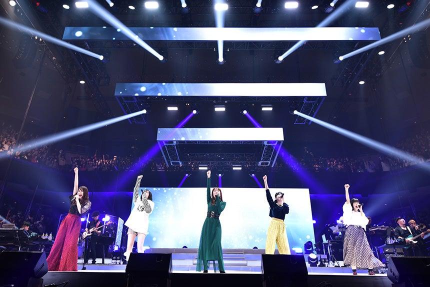 リトグリ!19日Live in BUDOKAN 2019CallingOver!!!!!リリース