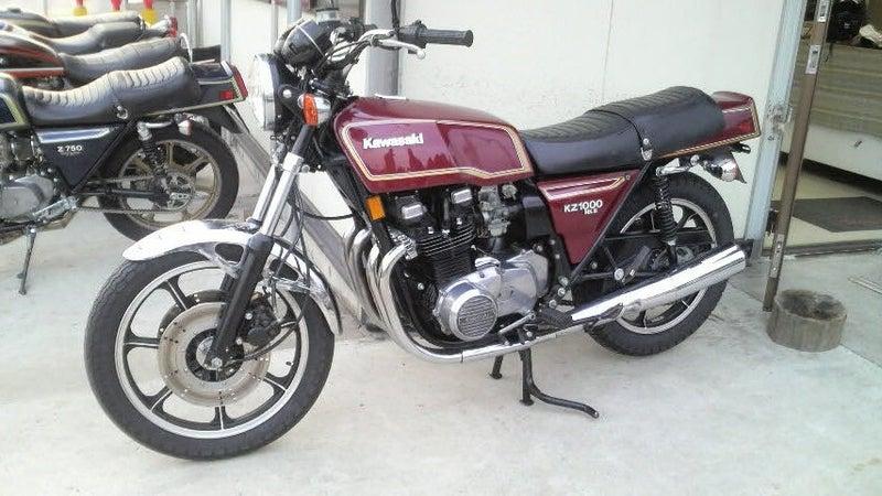 屋 近く の バイク