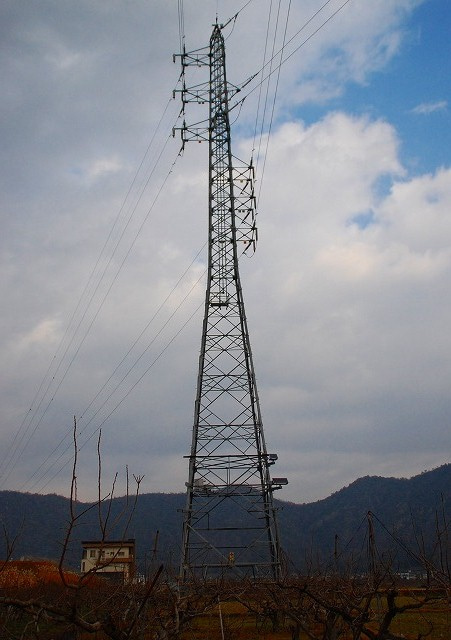 中部電力㈱ 御望分岐線 | 鉄子だっていいじゃない