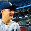 ヤンキース・マー君/メジャー・4度目のシャットアウトゲーム(泣)