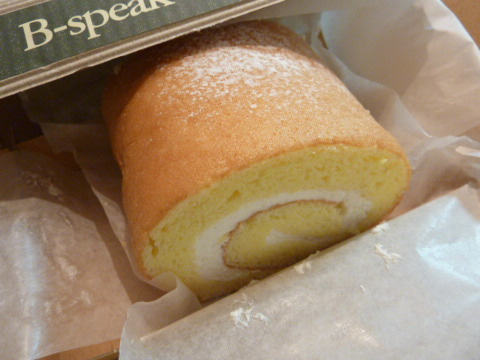 ケーキ 湯布院 ロール