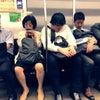通勤英語3つ、通勤応援英語の画像