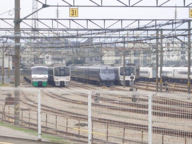 南福岡電車区と、博多駅と、~JR九州車両基地巡り?? | 九州下町 ...