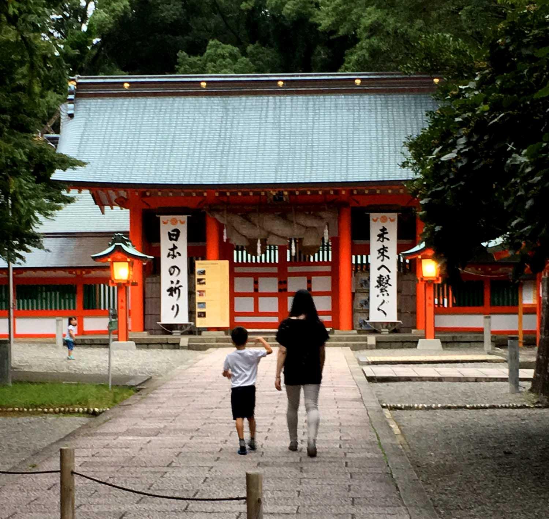 熊野速玉大社神門