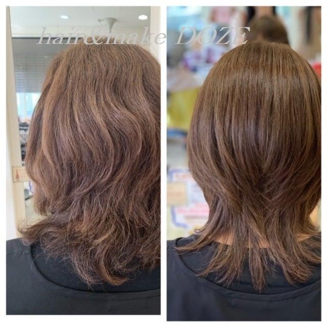続 髪質改善プレミアムトリートメントはロングだけではありません!!!