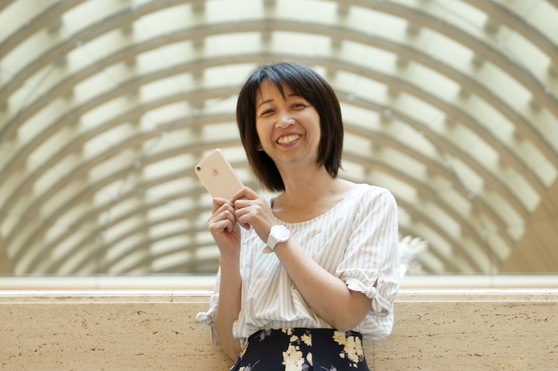 集客 村田 理恵子さん プロフィール写真