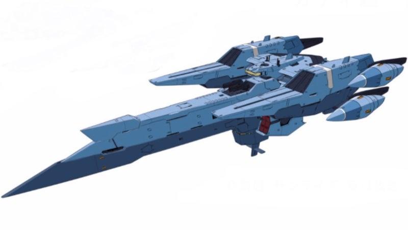 アニメに見る宇宙戦艦・宇宙艦隊の研究室第104艦 ガンダム00の宇宙戦艦群