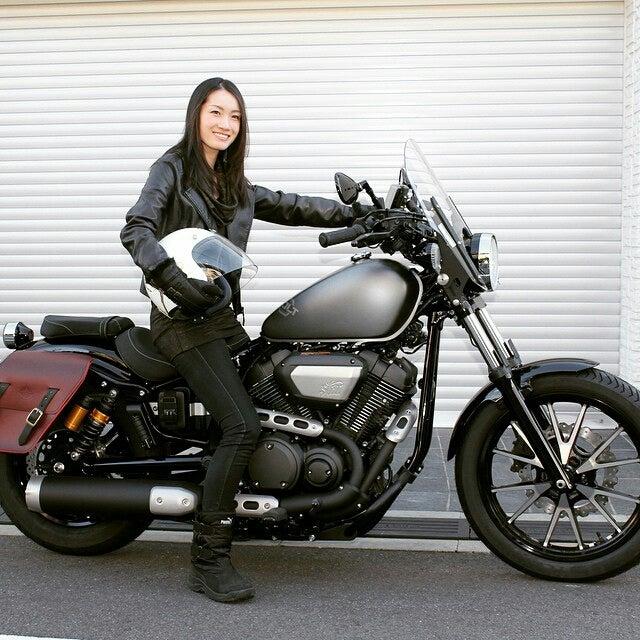 大島 由香里 バイク バイク好き大島由香里アナの愛車とは?病気だった?|エントピ[Entert...