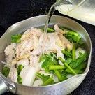 カブと鶏肉のスープの記事より