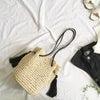 【coca】シンプルコーデにもぴったり♡夏のプチプラデザインバッグの画像