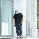 """本日のスタイル / """" ベイカーパンツ -BLACK -【type B】 """"の記事より"""