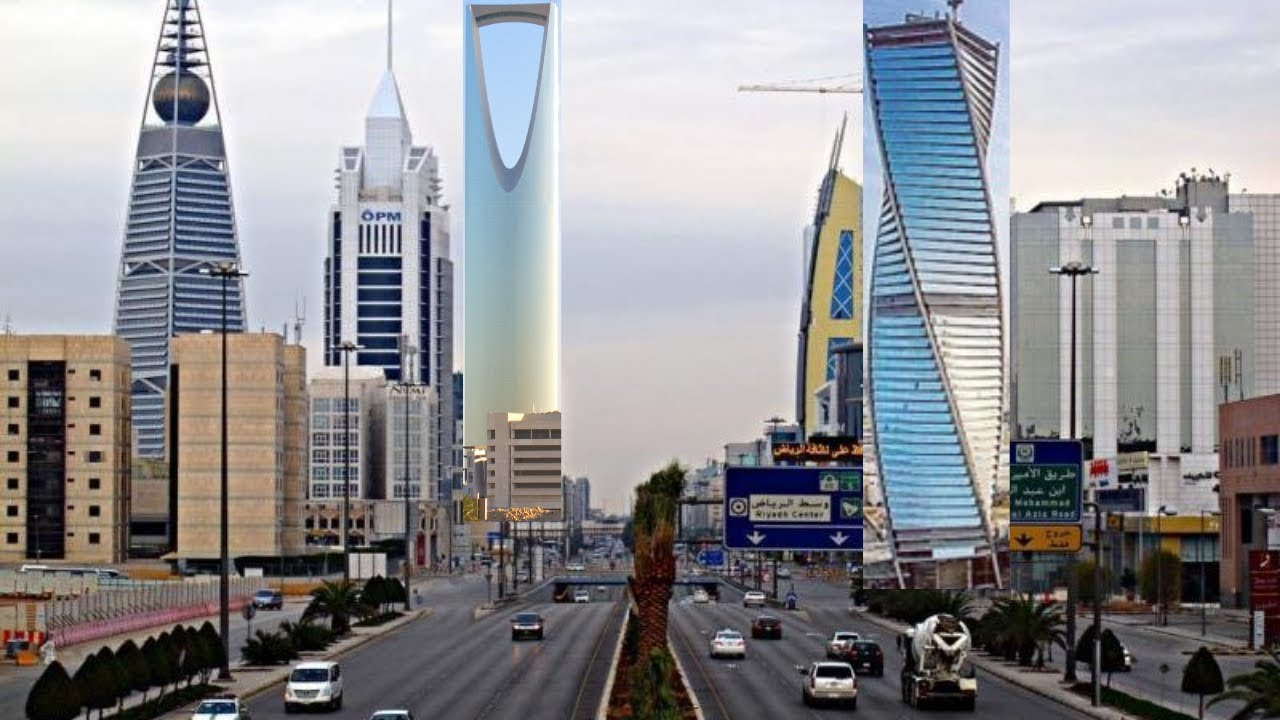 サウジアラビアの首都リヤド