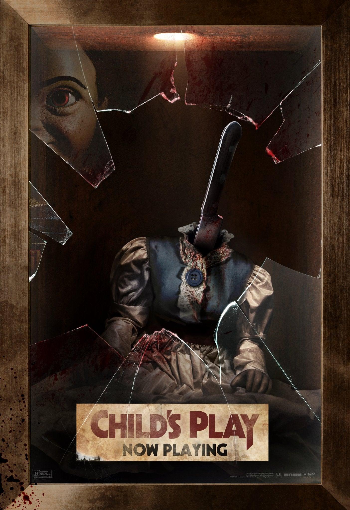 チャイルド・プレイ』の『トイ・ストーリー4』宣戦布告第6弾