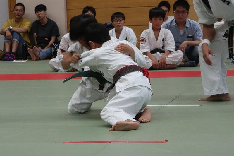 RF武道柔術関東大会禅道会2