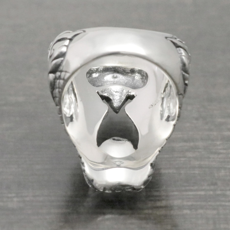 avatara アヴァターラ 蛇 ナーガ シルバー リング 通販 東京 シルバーギークス SILVER GEEKS