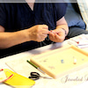 JLレッスン/水芭蕉をモチーフにして…の画像