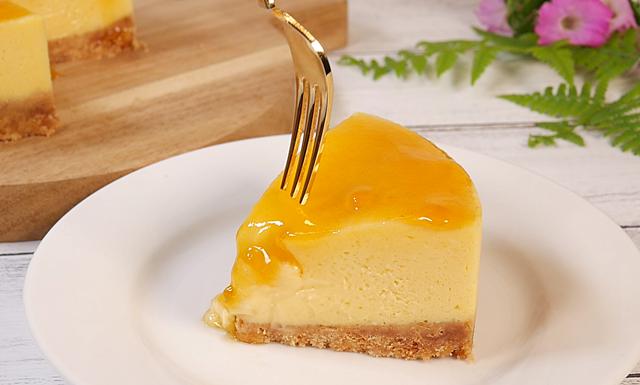で チーズ フライパン ケーキ 作る