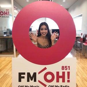 ラジオのレギュラー番組スタート♡の画像