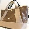 エナメル2wayトートバッグの画像