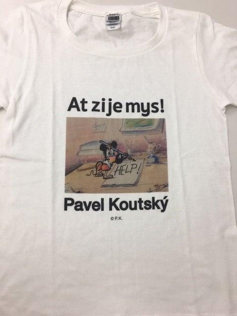 7月末、4種類のTシャツ発売!の記事より