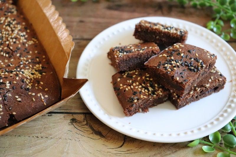 ブラウニー 簡単 チョコ プレゼントにぴったり!生チョコブラウニー 作り方・レシピ