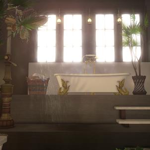 新家具が待ち遠し!改装待ちのハウスの画像