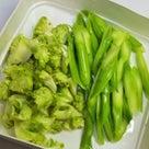 新じゃがと緑の野菜のペペロンチーノの記事より