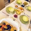 レモンイエローのテーブルコーデ♪の画像