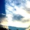 雲の世界へお出かけ…からの…の画像
