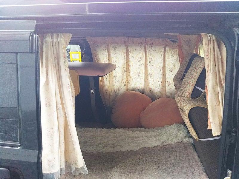 軽キャンパー ドリームミニ 二段ベッド仕様