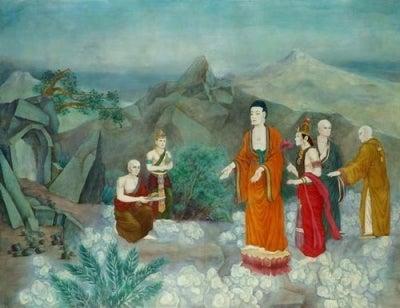 名僧の教え24 大迦葉(だいかしょう) | 釈尊と共に生きる、西洲の ...