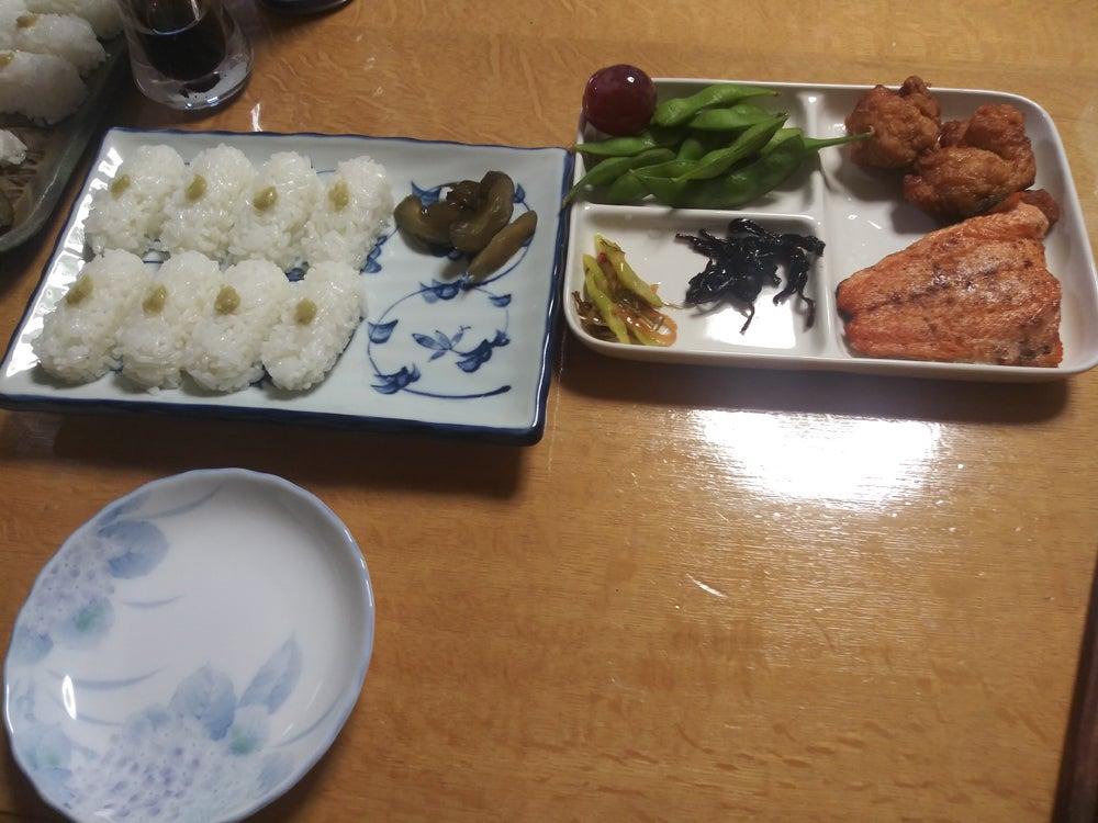 自宅でお寿司づくり