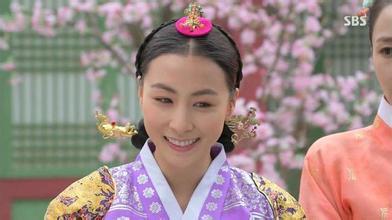 仁敬王后金氏(インギョンワンフキムシ)。 | 咲くやこの花のキラキラパラダイス