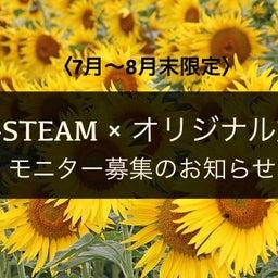 画像 【BIO-STEAM×オリジナル施術】7月〜8月末限定モニターを募集します!@大阪・町家自宅サロ の記事より