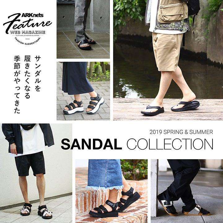 sandal-colection