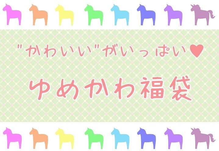 【2周年フェア】ゆめかわ福袋