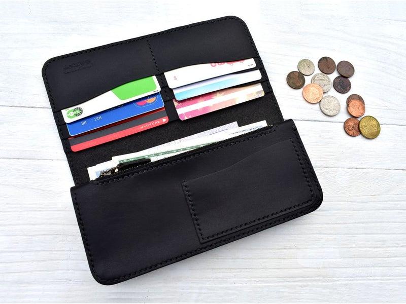 カードがたくさん入る財布