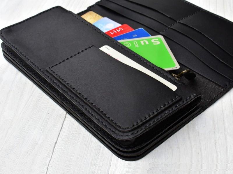 カードが沢山入る財布