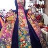 ホントはまだ内緒❣️ラブリーでクールな和ドレス撮影の準備。パンフレットの為のイメージ撮影は横浜での画像