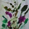 緑の葉っぱ描きました1の画像