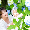 光と緑がキレイな季節の撮影会|家族写真の出張撮影のF.O.T.Sの画像