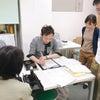 書道教室・日本習字展対策講習の様子の画像