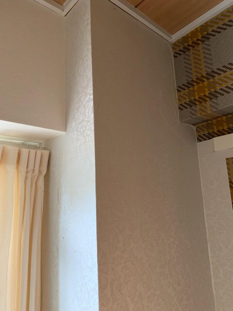 Diy 北側和室の壁紙貼り なちゅらるな暮らしとワインとアンティーク