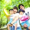 雨の合間の光と緑がキレイな季節|家族写真の出張撮影のF.O.T.Sの画像