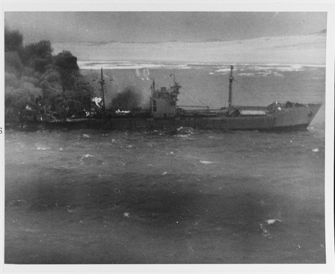 海軍艦艇つれづれ「ヒ八六船団」の悲劇と苛烈な海防艦の戦闘