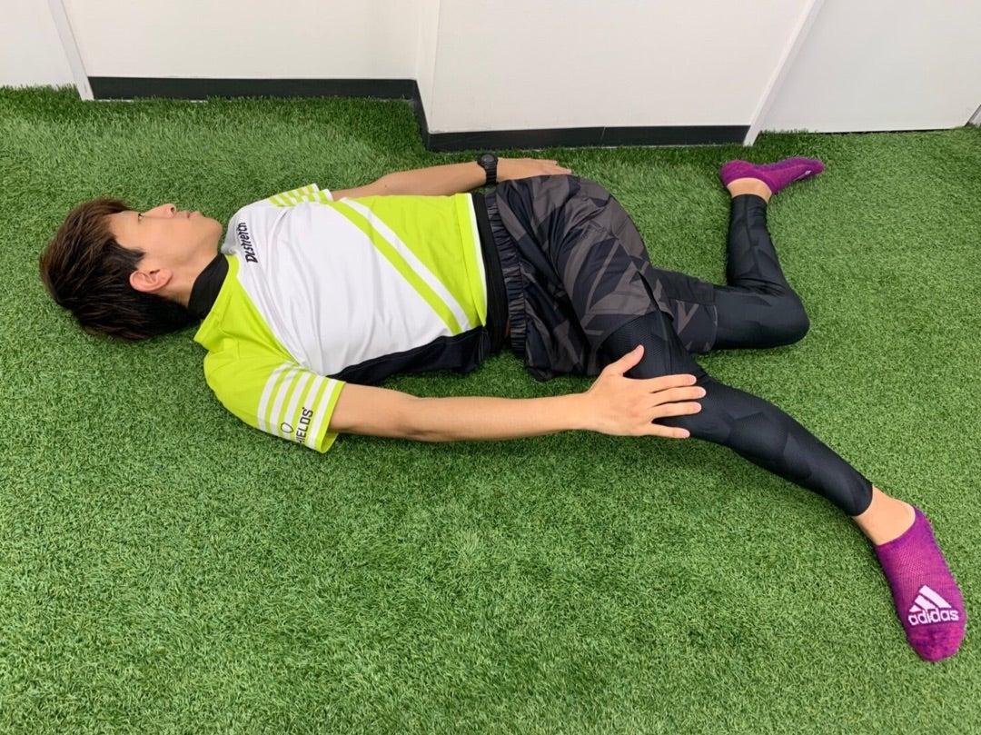 3分で睡眠の質をあげる効果的なストレッチの記事より
